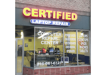 Cleveland computer repair Certified Laptop Repair