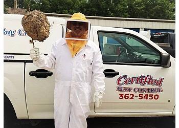 Cedar Rapids pest control company Certified Pest Control