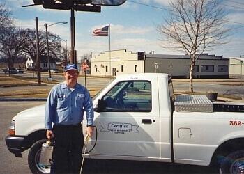 Cedar Rapids pest control company Certified Pest & Termite Control