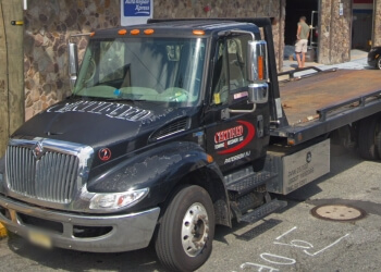 Paterson towing company Certified Towing and Recovery , llc
