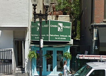 Boston florist Chaba Florists