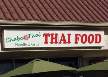 Anaheim thai restaurant Chaba Thai Noodle and Grill