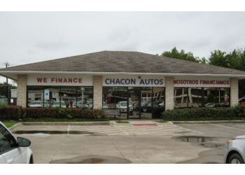 Grand Prairie used car dealer Chacon Autos