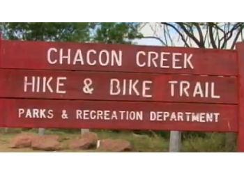 Laredo hiking trail Chacon Creek Hike and Bike Trail