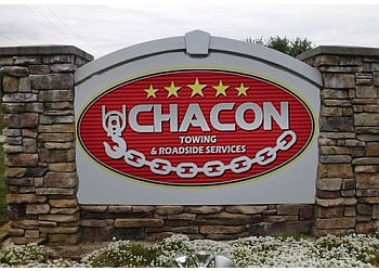San Antonio towing company Chacon Towing & Roadside Assistance