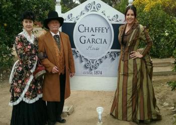 Rancho Cucamonga landmark Chaffey-Garcia House