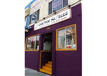 Oakland thai restaurant Chai Thai Noodles