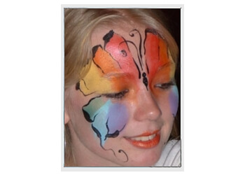 Chameleon Faces Face Painting Tucson Face Painting