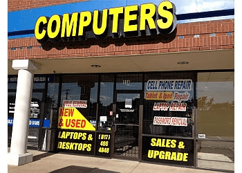 Arlington computer repair Champion CCP