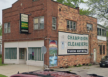 Toledo dry cleaner Champion Cleaners and Tuxedo Rentals