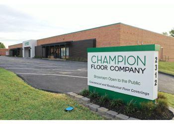 St Louis flooring store Champion Floor Company