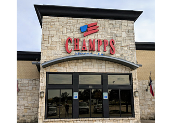 Irving sports bar Champps
