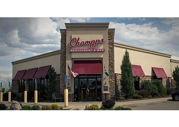 Lansing sports bar Champps Restaurant & Bar
