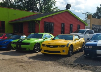 Detroit used car dealer Champs Auto Sales