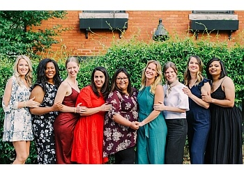 Atlanta wedding planner Chancey Charm