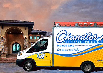 Chandler hvac service Chandler Air, Inc.