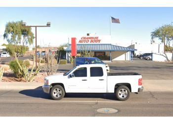 Chandler auto body shop Chandler Auto Body