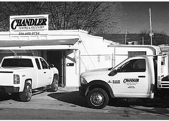 Huntsville towing company Chandler Towing and Recovery