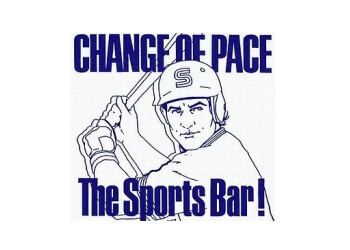 Syracuse sports bar Change of Pace Sports Bar