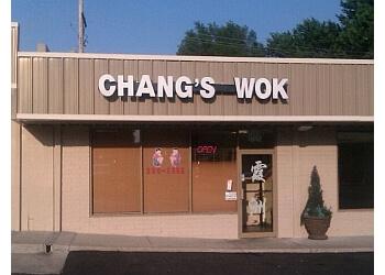 Olathe chinese restaurant Chang's Wok