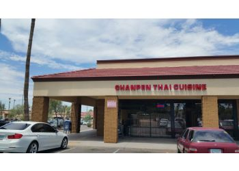 Tempe thai restaurant Chanpen Thai Cuisine