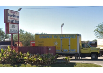 McAllen moving company Chapa's Moving
