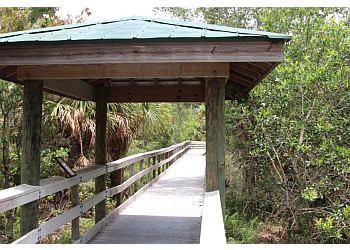 Fort Lauderdale hiking trail Chapel Trail Nature Preserve
