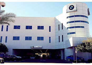 Chandler car dealership Chapman BMW