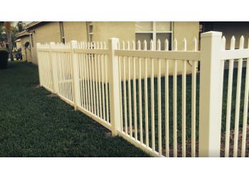 Port St Lucie fencing contractor Chapman Fence, Inc.