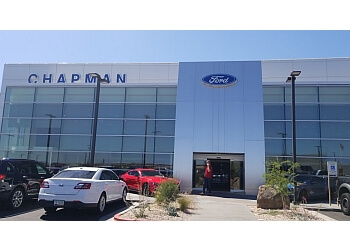 Scottsdale car dealership Chapman Ford