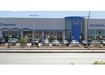 Tucson car dealership Chapman Honda