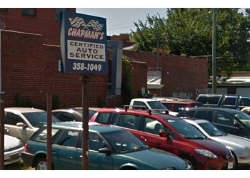 Richmond car repair shop Chapman's Certified Auto Repair