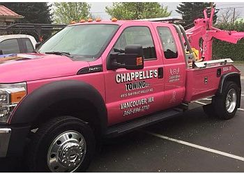 Vancouver towing company Chappelle's Towing