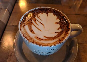 Spokane cafe Chaps Coffee Co