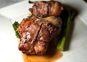 Jackson steak house Char Restaurant