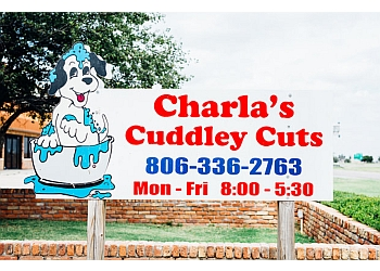 Amarillo pet grooming Charla's Cuddley Cuts