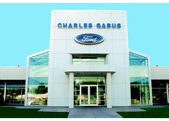 Des Moines car dealership Charles Gabus Ford Inc.