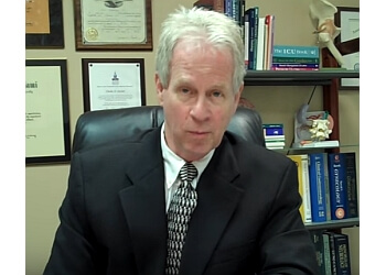 Port St Lucie medical malpractice lawyer Charles Kip Sinclair