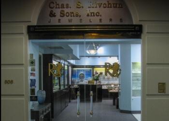 Cleveland jewelry Charles S. Rivchun & Sons Jewelers