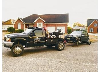 Charleston towing company Charleston Towing & Roadside