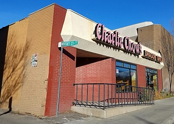 Salt Lake City chinese restaurant Charlie Chow's Dragon Grill