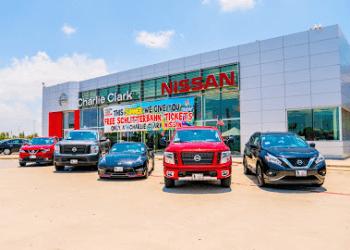 Brownsville car dealership Charlie Clark Nissan Brownsville