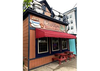 Norfolk cafe Charlie's Cafe