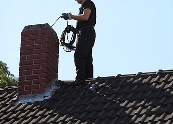 Tucson chimney sweep Charlies Exhaust Maintenance and Chimney Cleaning