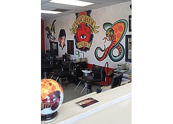 Simi Valley tattoo shop Charlie's House of Tattoos