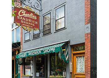 Boston sandwich shop Charlie's Sandwich Shoppe