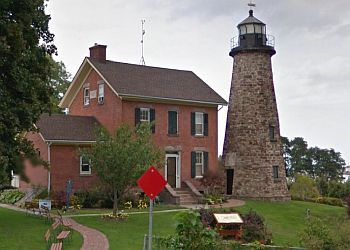 Rochester landmark Charlotte-Genesee Lighthouse