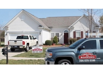 Charlotte roofing contractor Charlotte Pro Roofing