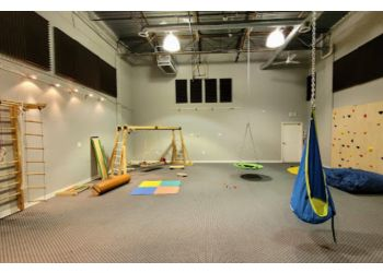 Baltimore occupational therapist Charm City Therapy