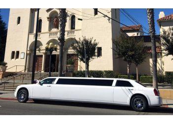 Sunnyvale limo service Charmed Limousine Service
